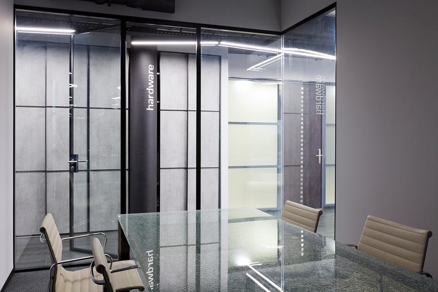 Компания «Гласс Проект» открыла в «Сириус Парке» необычный офис