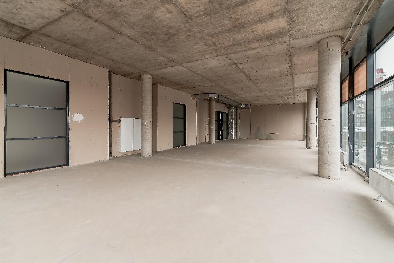 Аренда офиса без отделки коммерческая недвижимость в испании коста-бланка