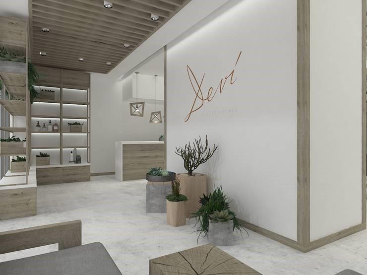 Открытие нового салона красоты «DEVI» в Деловом квартале «Сириус Парк»