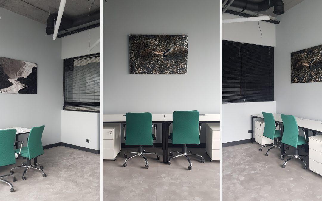 Готовые офисы с обслуживанием в Сириус Парке: открытие в октябре!