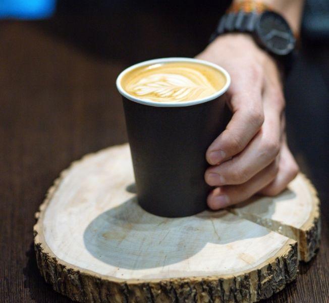 В «Сириус Парке» открылась новая кофейня