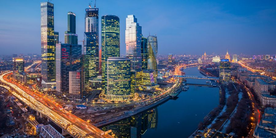 Москва вошла в европейский ТОП-5 по стоимости аренды офисов