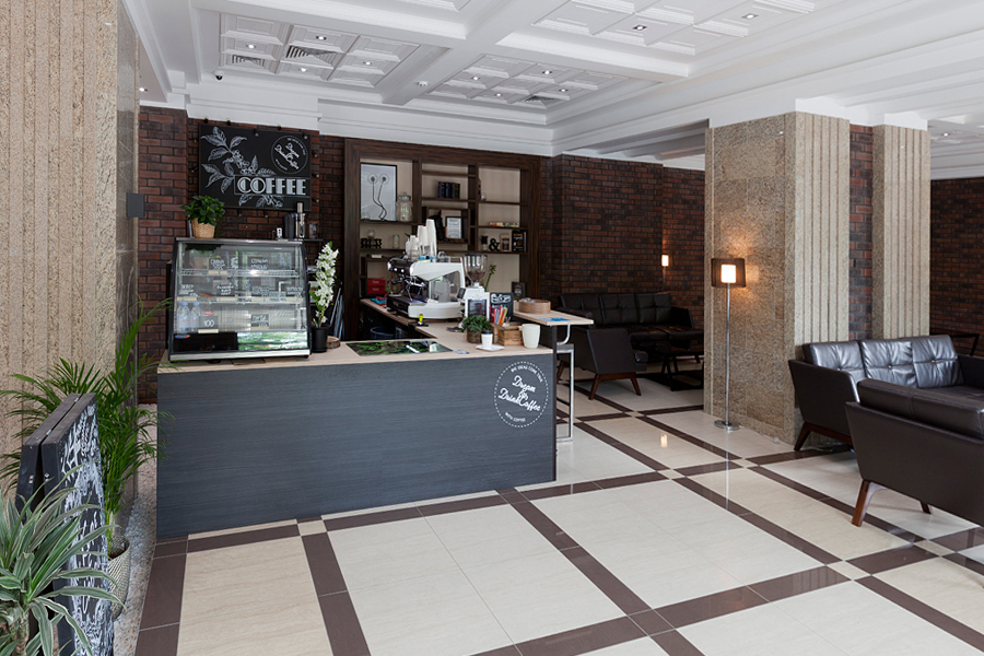 Кофейня Dream&Drink Coffee объявляет о начале акции!
