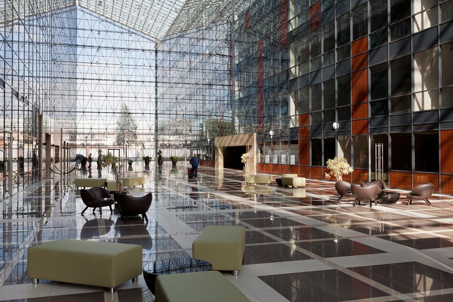 Новый арендатор «Сириус Парка» — АО ГК «Промтех»